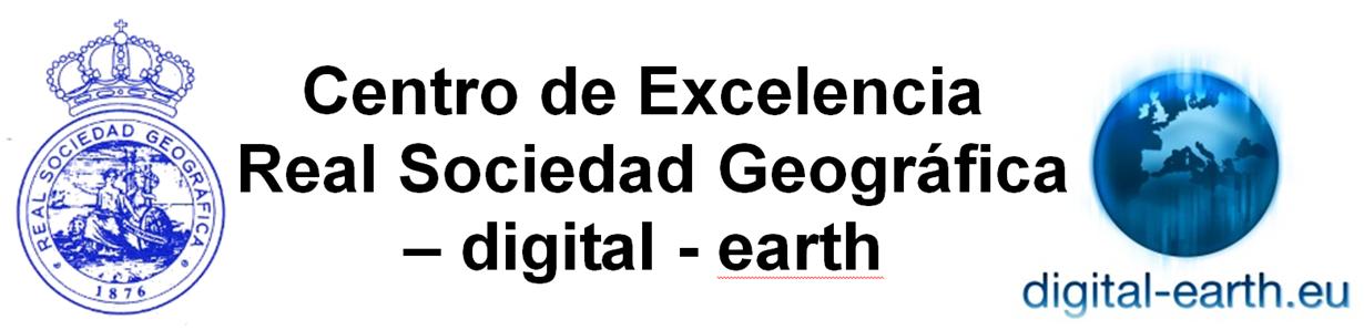 Centro de Excelencia Real Sociedad Geográfica-digital-earth