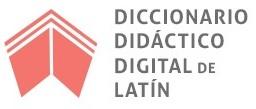 icono del Diccionario Didáctico Digital de Latín